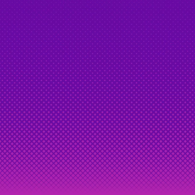 Purple Halftone Dots Background