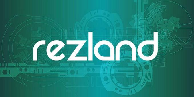 Rezland Techno Font