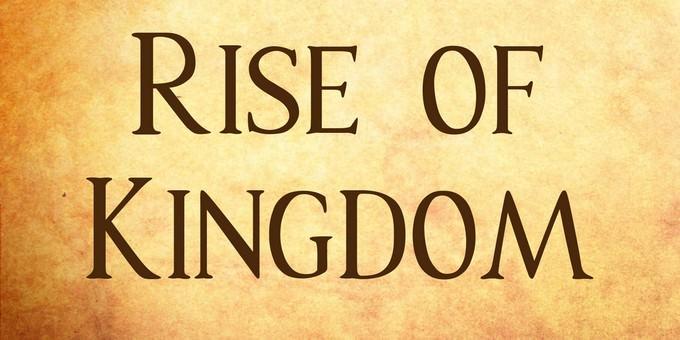 Rise of Kingdom Font