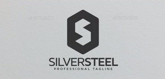Silver Steel Logo