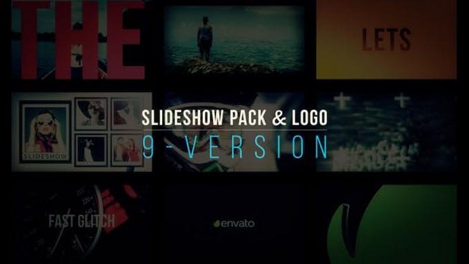 Slideshow Intro Template