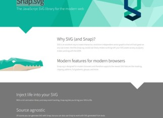 Snap SVG