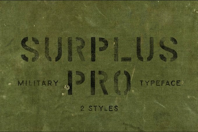 Surplus Pro - 2 Styles