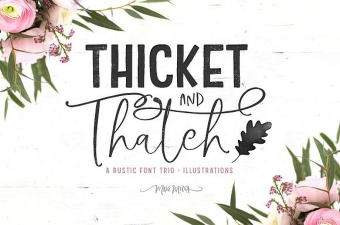 Thicket & Thatch Rustic Kit