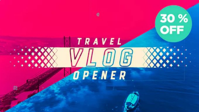 Travel Vlog Opener