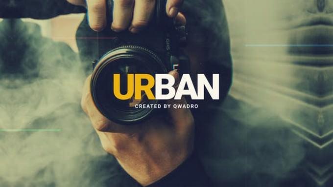 Urban Intro Template