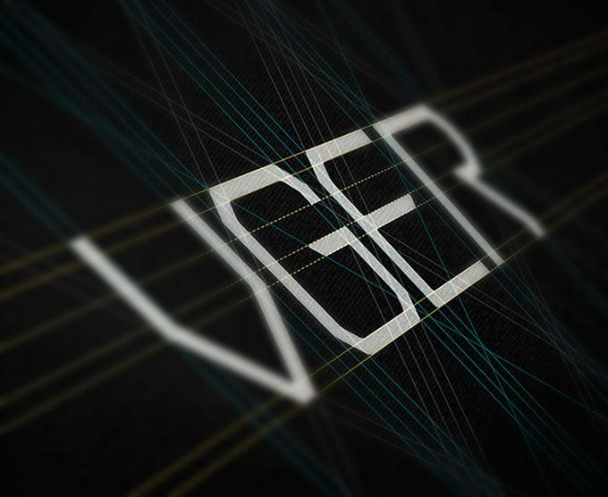 Techno Font V.GER Grotesque