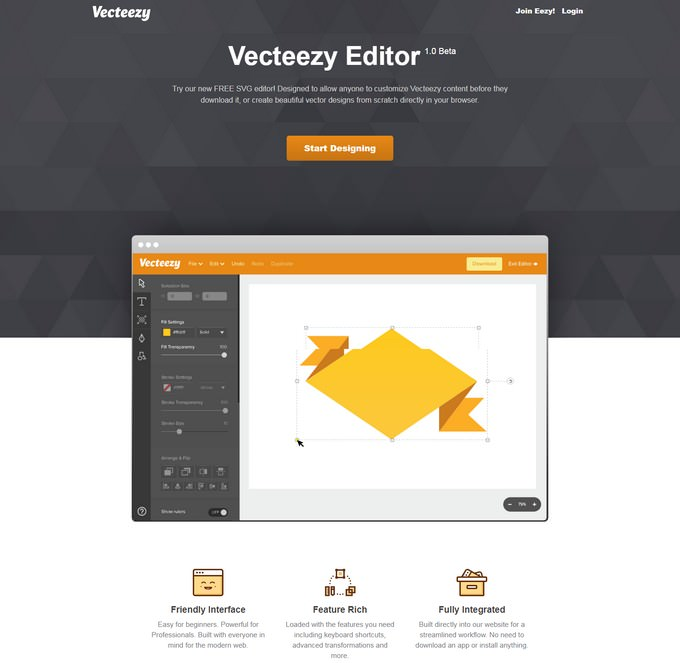Vecteezy Editor
