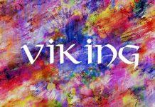 Viking Style Font