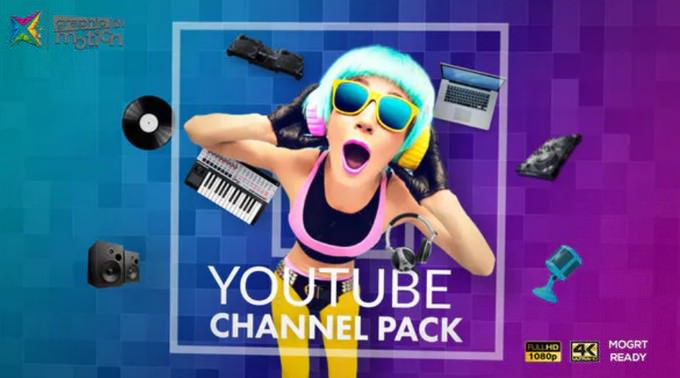YouTube Channel Pack