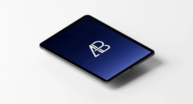 Animated iPad Pro Mockup
