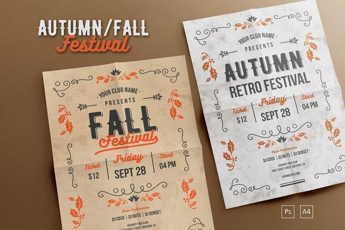 Autumn-Fall Festival
