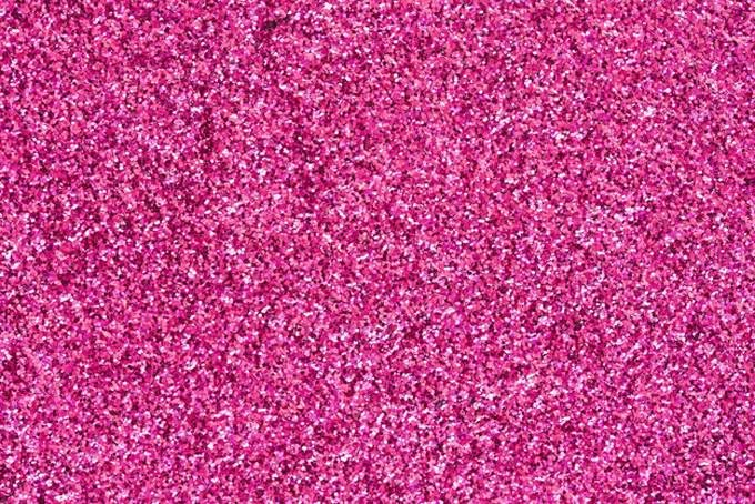 Background of Pink Glitters