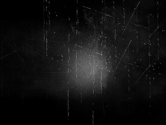 Black Scratch Texture
