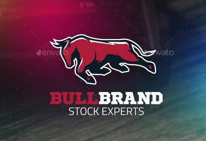 Stock Brand Logo