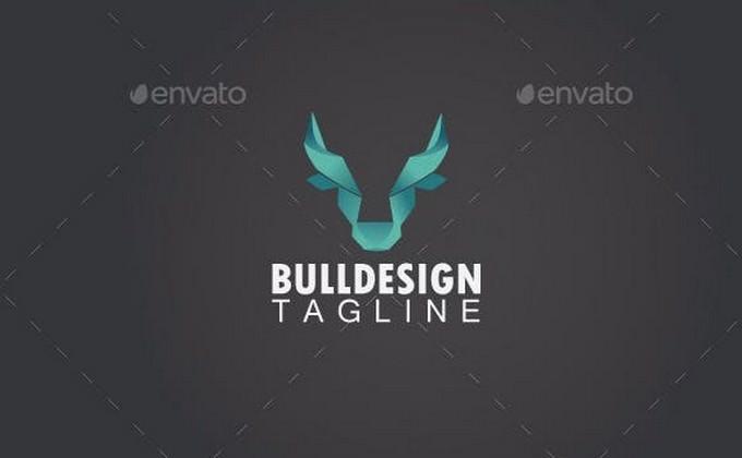 Bull Design Logo