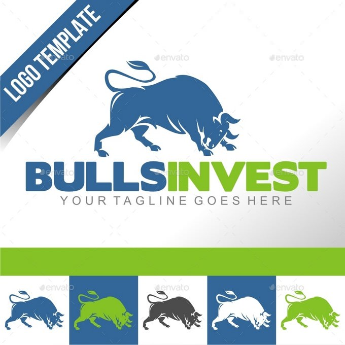 Investment Logo Template