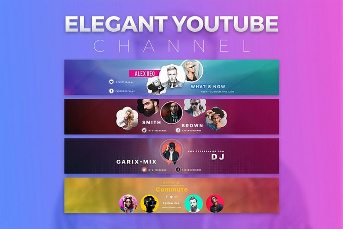 Elegant Youtube Channel