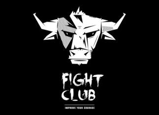Fight Club Bull Logo