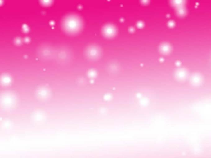 Free Pink Snowy Background