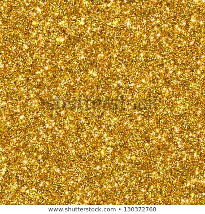 Golden Glitter Background # 2