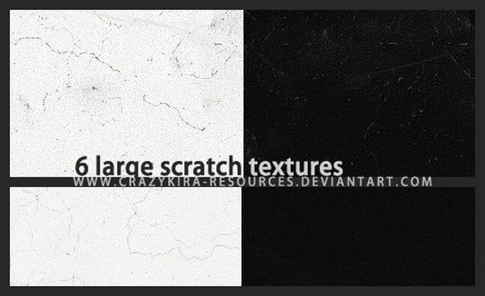 Large Scratch