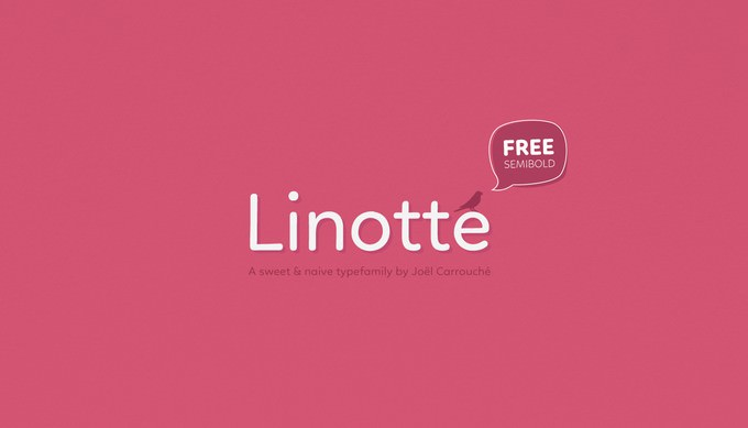 Linotte Type