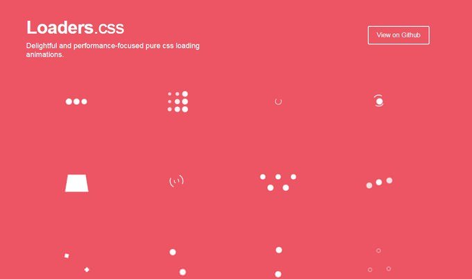 Loaders css