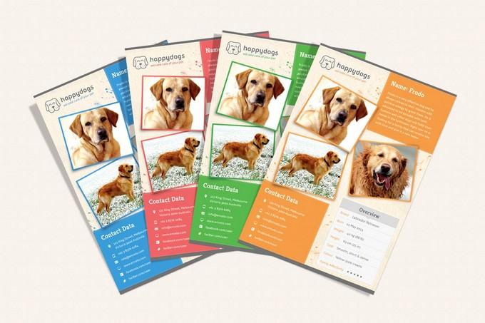Pet Flyer Gallery
