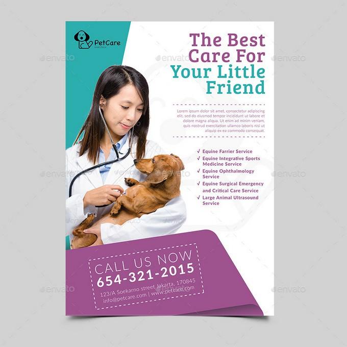 Pet Services Flyer