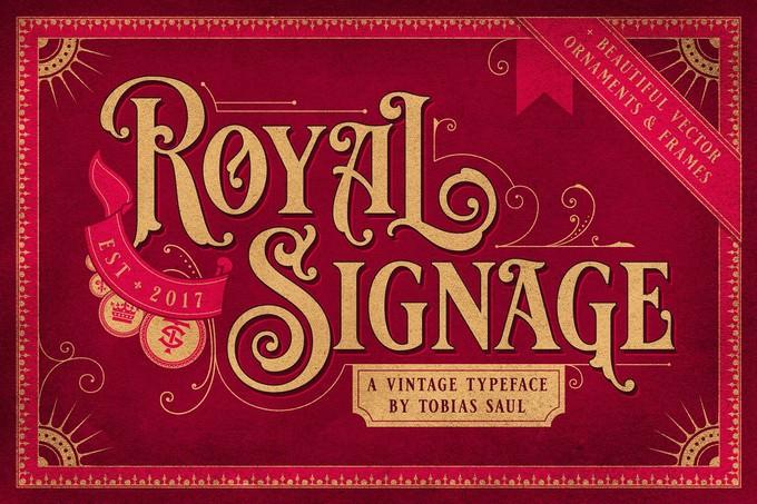 Royal Signage