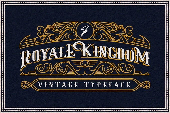 Royale Kingdom Vintage