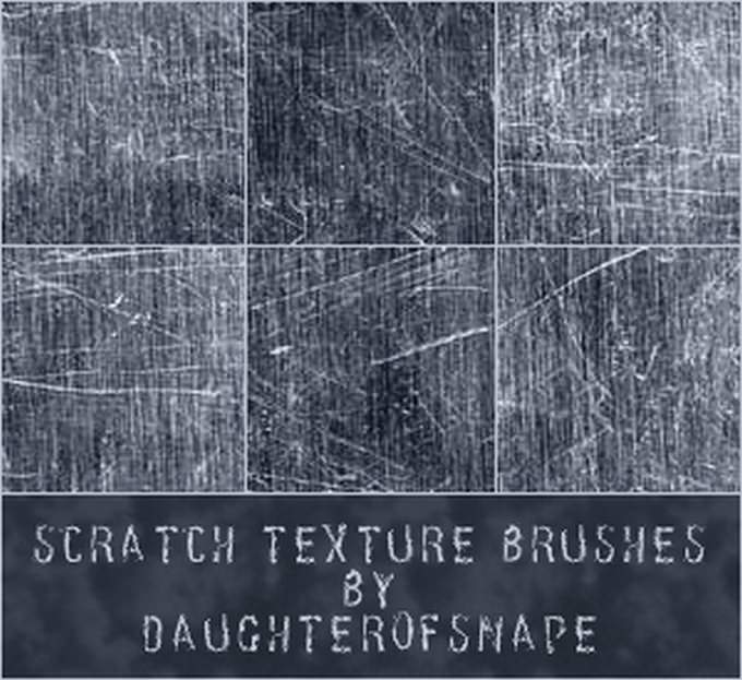 Scratch Brushes Texture