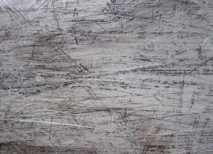 Scratched Metal 3 Texture