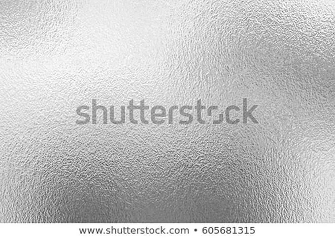 Shiny Metal Silver Foil Texture
