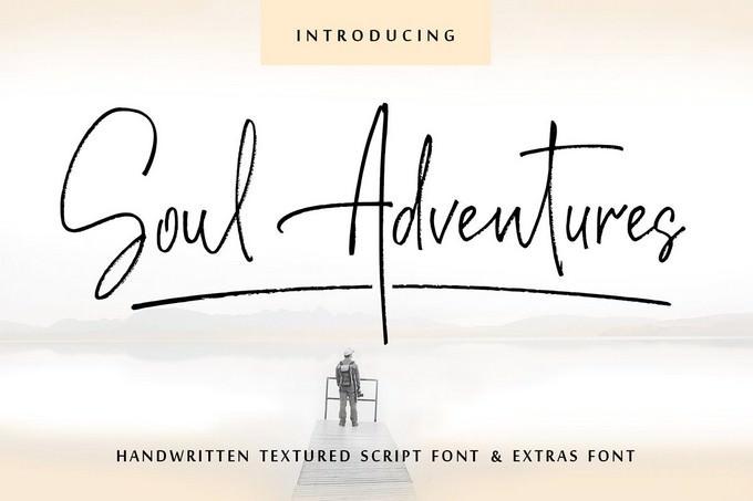 Soul Adventures Font