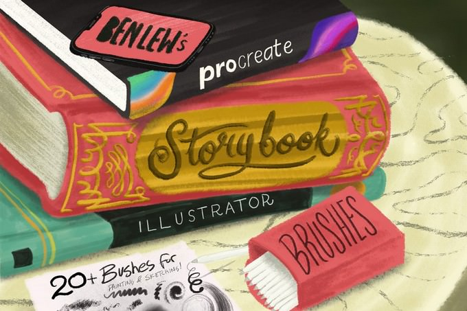 Storybook Illustrator