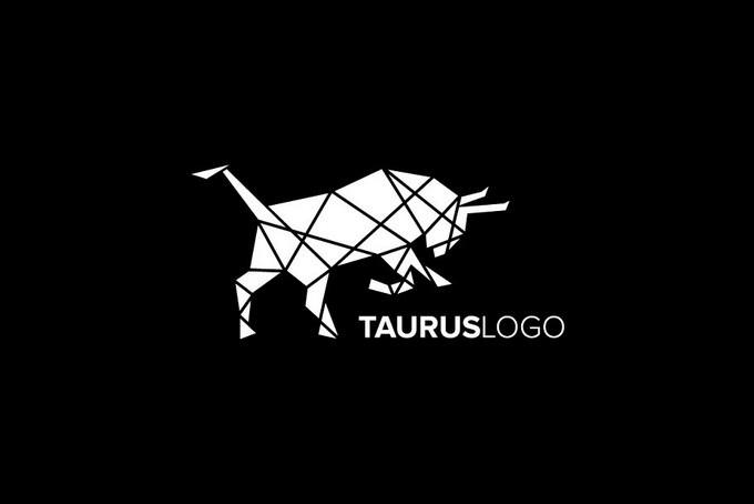 Taurus Bull Logo Template