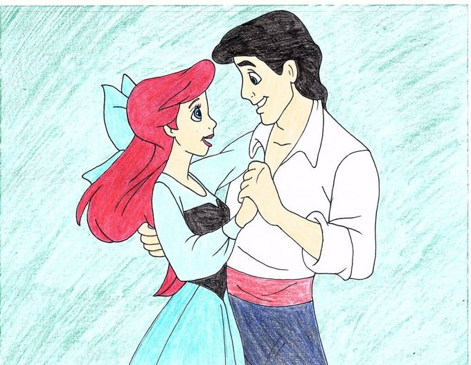 The Little Mermaid's Love