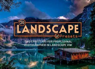 20 Landscape Lightroom