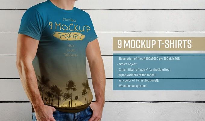 9 Mockup
