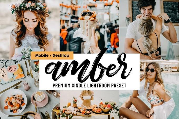 Amber Lightroom
