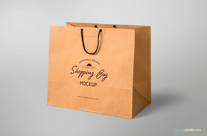 Appealing Shopping Bag