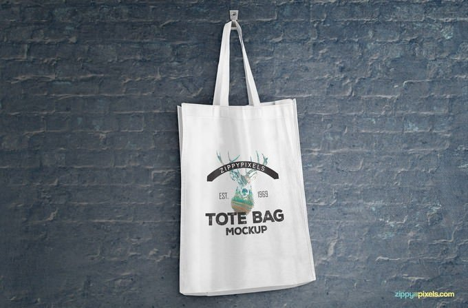 2 Beautiful Free Tote Bag