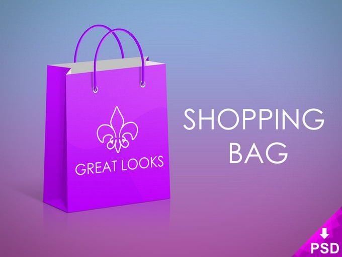 Beautiful Shopping Bag