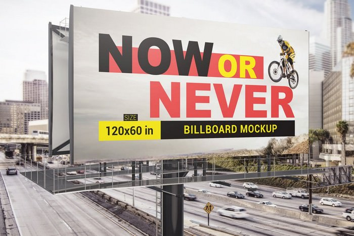 Billboard Mockups PSD