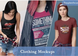 Clothing Mockups