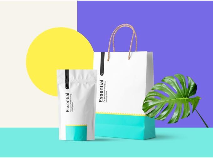 Essential Branding Packaging