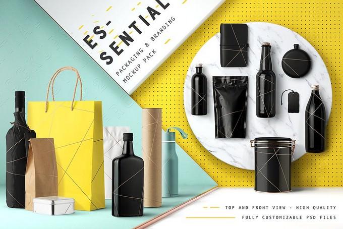 Essential Packaging Branding
