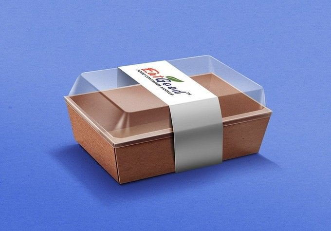 Food Container Paper Box